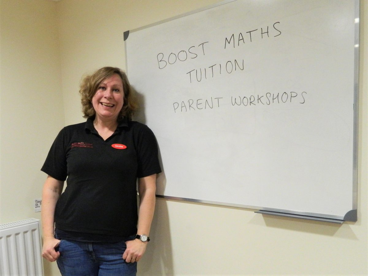 Boost Maths Tuition Parent Workshops